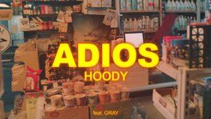 Перевод песни Hoody (후디) — 안녕히 (Adios) (Feat. GRAY)