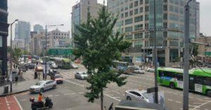 Car rental tips in South Korea