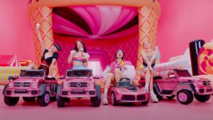 BLACKPINK — Ice Cream (with Selena Gomez) перевод